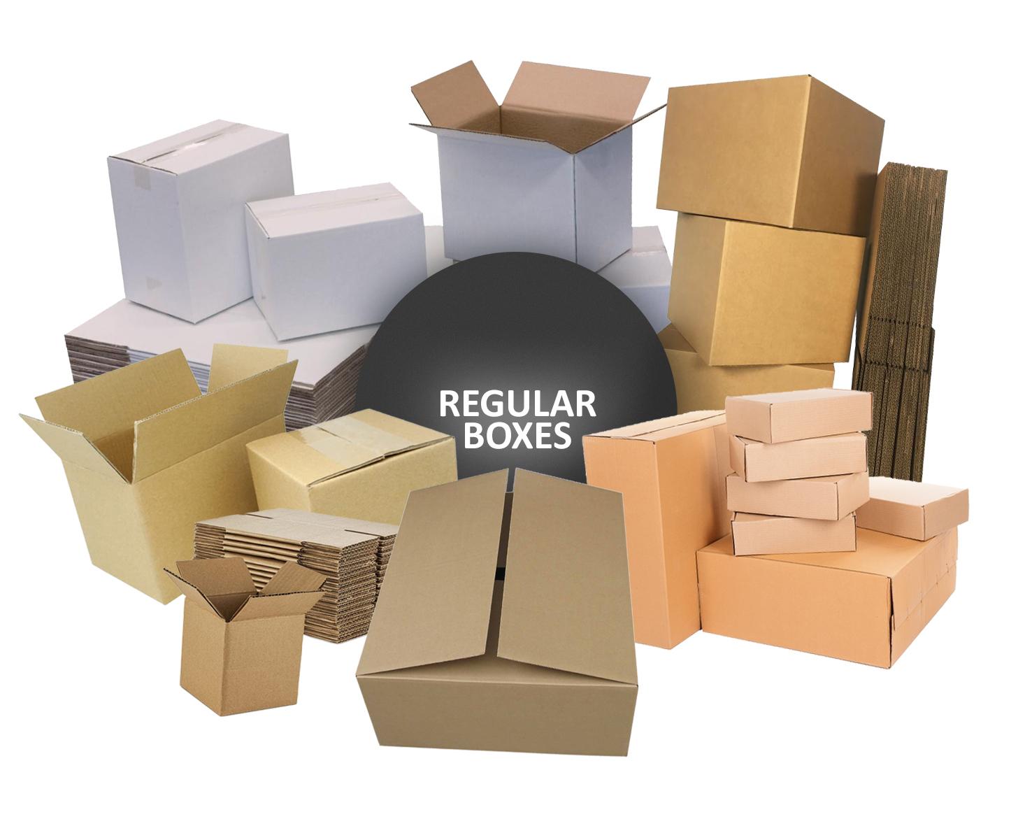 REGULAR BOXES